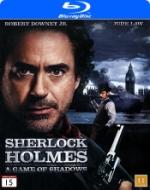 Sherlock Holmes 2 / A game of shadows