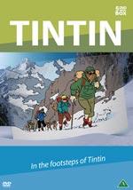 Tintin / En resa i Tintins fotspår