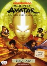 Avatar / Den siste luftbändaren bok 2 - Jord