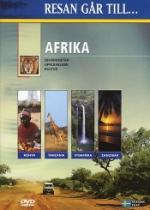 Resan går till Afrika