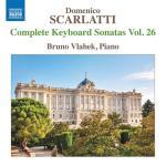 Complete Keyboard Sonatas Vol 26