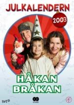 Håkan Bråkan / Julkalendern (Ny version)