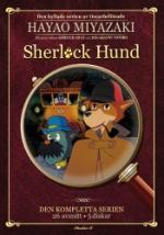 Sherlock hund / Box