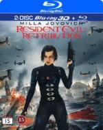 Resident Evil / Retribution 3D