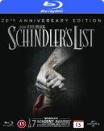Schindler`s list / 20th anniversary ed.