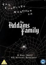 Familjen Addams / Säsong 1-3/ Complete box set