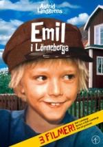 Emil i Lönneberga / 50 års jubileumsbox