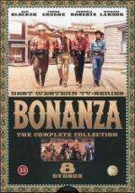 Bröderna Cartwright / Bonanza / Säsong 1