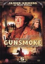 Krutrök / Gunsmoke / Complete movie collection