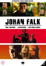 Johan Falk vol 1 - 3 filmer
