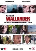 Wallander vol 10 - 3 filmer