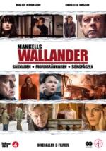 Wallander vol 11 - 3 filmer