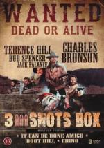 3 Shots box - 3 filmer