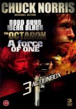 Chuck Norris box - 3 filmer