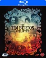 Tim Burton collection - 4 filmer