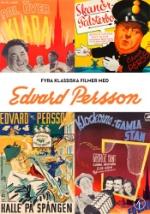 Edvard Persson Box - 4 filmer