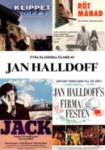 Janne Halldoff Box - 4 filmer