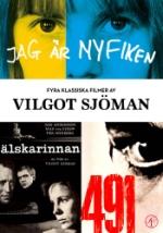 Vilgot Sjöman Box - 4 filmer