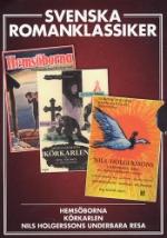 Svenska romanklassiker - 3 filmer