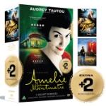 Amelie från Montmartre + 2 Bonusfilmer / Box