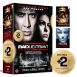 Bad Lieutenant + 2 Bonusfilmer / Box