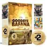 Farväl Bafana + 2 Bonusfilmer / Box