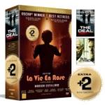 La vie en rose + 2 Bonusfilmer / Box