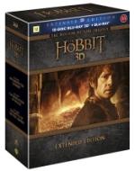 Hobbit Trilogy / Extended edition 3D