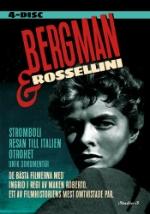 Bergman & Rossellini Box - 4 Filmer
