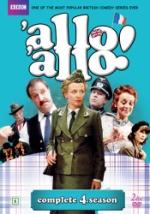 Allo allo! / Säsong 4 (Nyaste utgåvan)