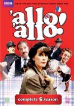Allo allo! / Säsong 5 (Nyaste utgåvan)