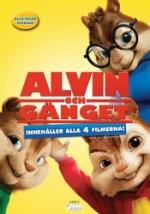 Alvin och gänget 1-4 Box