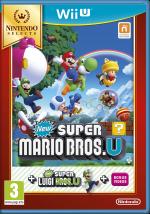 New Super Mario Bros. and Luigi U (Selects)