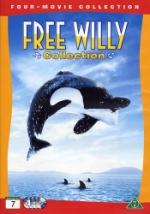 Rädda Willy 1-4 / Collection