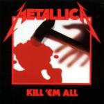 Kill `em all 1983 (2016/Rem)