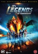 Legends of tomorrow / Säsong 1