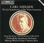 Symphonies Nos 1-6 / 3 Concertos
