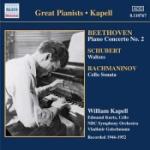 Piano concerto No 2 (Kapell)