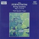 String Quartets 3/6/8