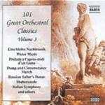 101 Great Orchestral Classics Vol 3
