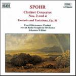 Cello Concertos 2 & 4
