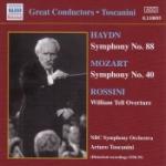 Symphony No 88 / etc (Toscanini)