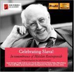 Celebrating Slava Rostropovich