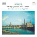 String quintets Nos 5 & 6