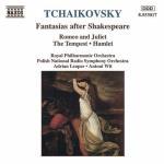 Shakespeare Fantasias