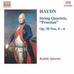 String Quartets Prussian 4-6