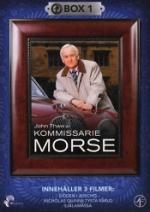 Kommissarie Morse Box  1