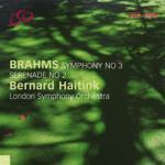 Symphony No 3 & Serenade No 2