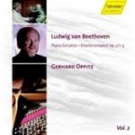 Piano Sonatas Nos 1-3