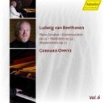 Piano Sonatas Nos 11 / 21 / 23